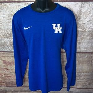 Nike Kentucky wildcats long sleeve shirt 2xl